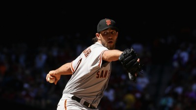 Bumgarner Expects to Be Ready to Pitch Saturday