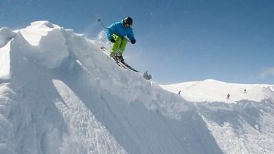 Mammoth Mountain Opens