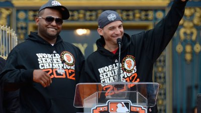 Giants 'Optimistic' on Re-Signing Marco Scutaro: Report