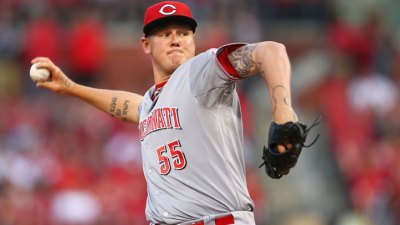 Mat Latos Really, Really Hates the Giants