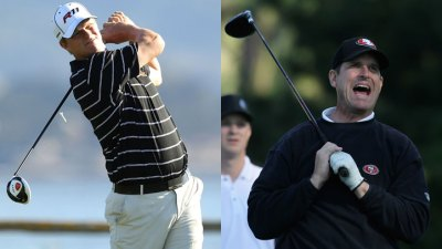 Matt Cain, Jim Harbaugh Paired at Pebble Beach