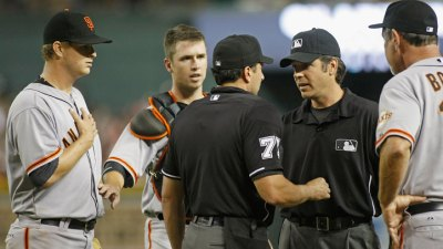 Could Matt Cain Get Retribution on Matt Holliday?