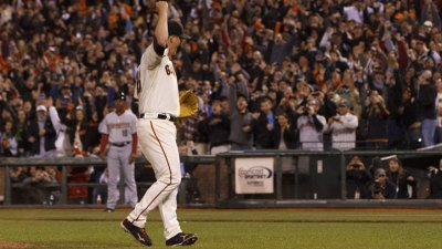 Matt Cain to Get Celebratory Samurai Sword