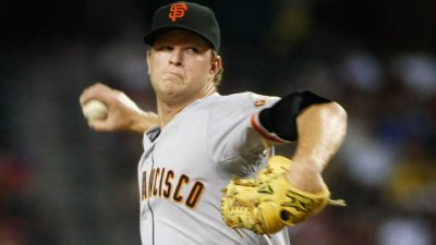 Matt Cain Up for Roberto Clemente Award