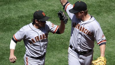 Matt Cain Is Finally a Winner (Again)