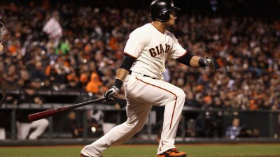 Melky Breaks Mays Record