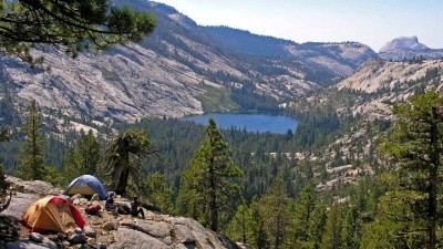 High Sierra Camps Opening Dates