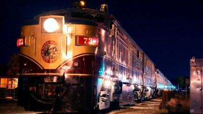 Napa Valley Wine Train Night Tours