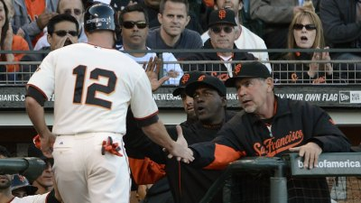 Schierholtz: Giants 'Short Leash' Was 'Frustrating'