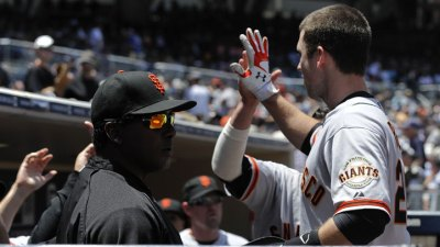 Buster Jumps Into All-Star Voting Lead