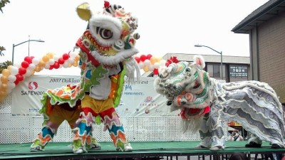Oakland Chinatown Streetfest 2011