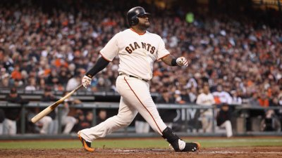 Panda Closing in on Willie Mays Streak