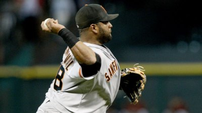 Panda's Weight an 'Ongoing Issue'