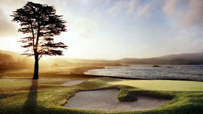 Dads & Grads Time at Pebble Beach
