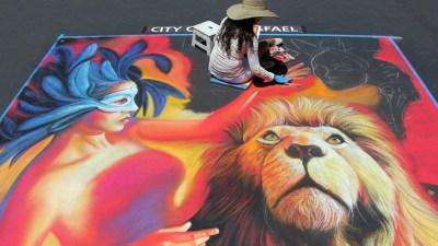 Marin Marvelous: Italian Street Painting Fest