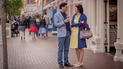 Dapper Day: Fashionable Fall Fun at Disneyland
