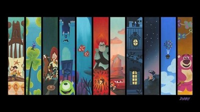 The Pixar Collection Debuts