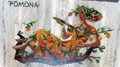An Artist's Pomona Legacy