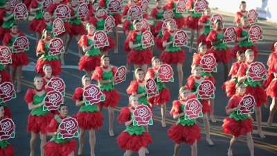 The 124th Tournament of Roses: Plan Now