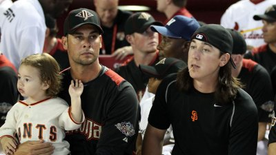 Ryan Vogelsong, 'Freak Whisperer'