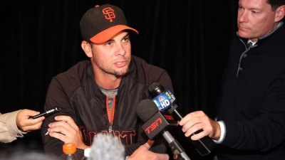 Vogelsong: Being Down 'Doesn't Phase' Giants