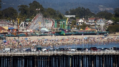 Happy 100th, Santa Cruz Wharf
