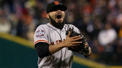 Sergio Romo's Aggressive Final Pitch