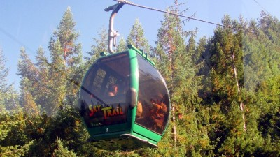 Happy 10th, Skytrail