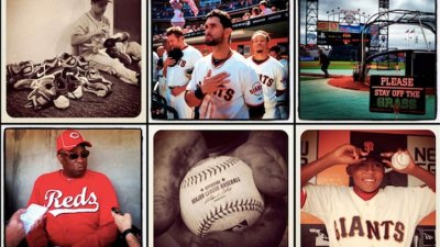 Photog Has Giants Instagram Spread in SI