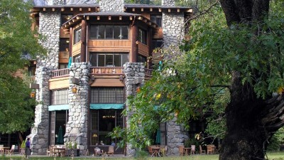 Vintners' Holidays at The Ahwahnee