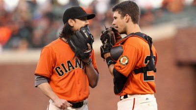 Freak's Father: Lincecum Lacking Confidence