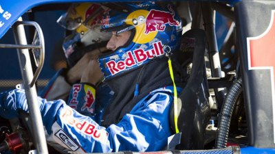 Timmy Goes Off Road With Red Bull