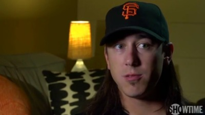 Lincecum: Spotlight Still 'Overwhelming'