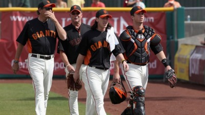 Giants Rotation Struggling Mightily These Days