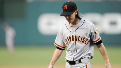 Lincecum Says He's the Giants 'Weak Link'