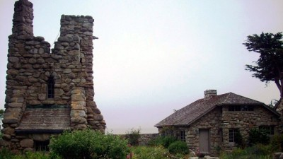 The Tower on the Windswept Crag