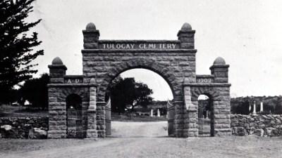 Tulocay Cemetery Tour