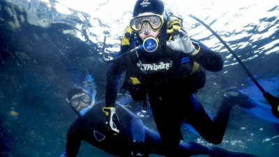 Underwater Explorers Program