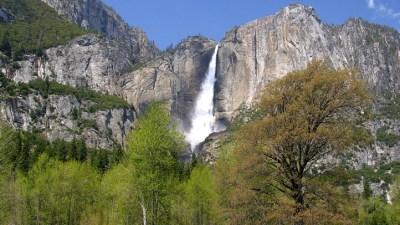 Here Come the Yosemite Waterfalls