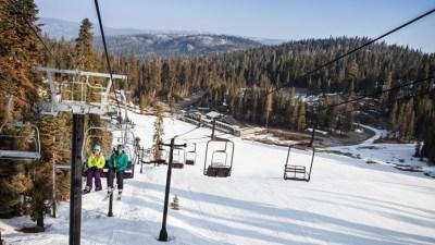 Ski Fun at Yosemite National Park