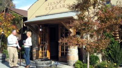 Sipping Yountville