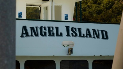 Watch Fireworks from Angel Island