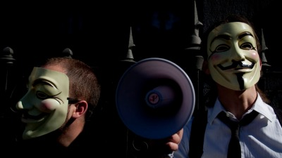 Anonymous to 'Kill Facebook' on Nov. 5