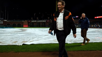 Giants CEO Larry Baer: 'We're Gonna Be a Buyer If We Can Be a Buyer'