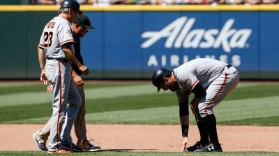 One Step Forward, One Step Back for Giants: Longoria Activated, Belt to DL