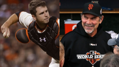 Posey, Bochy Finalists For Best in Baseball