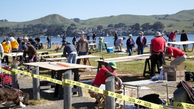 Honoring the Fishermen of Bodega Bay
