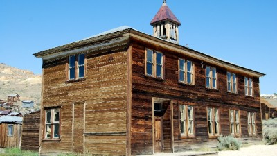 Golden State Ghost Town