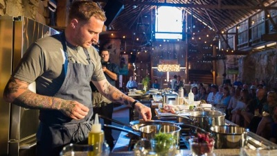 Sunset Soiree: Savor the Central Coast