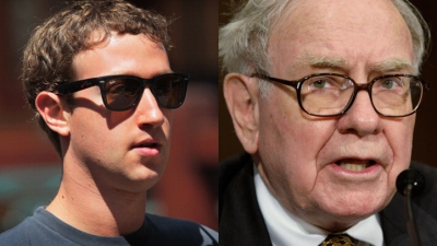 Zuck Joins Buffett, Asks for Higher Taxes